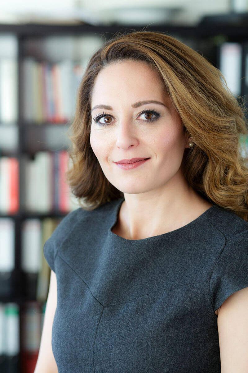 Rechtsanwältin und Mediatorin Fachanwältin für Familienrecht Roxana N. Otto